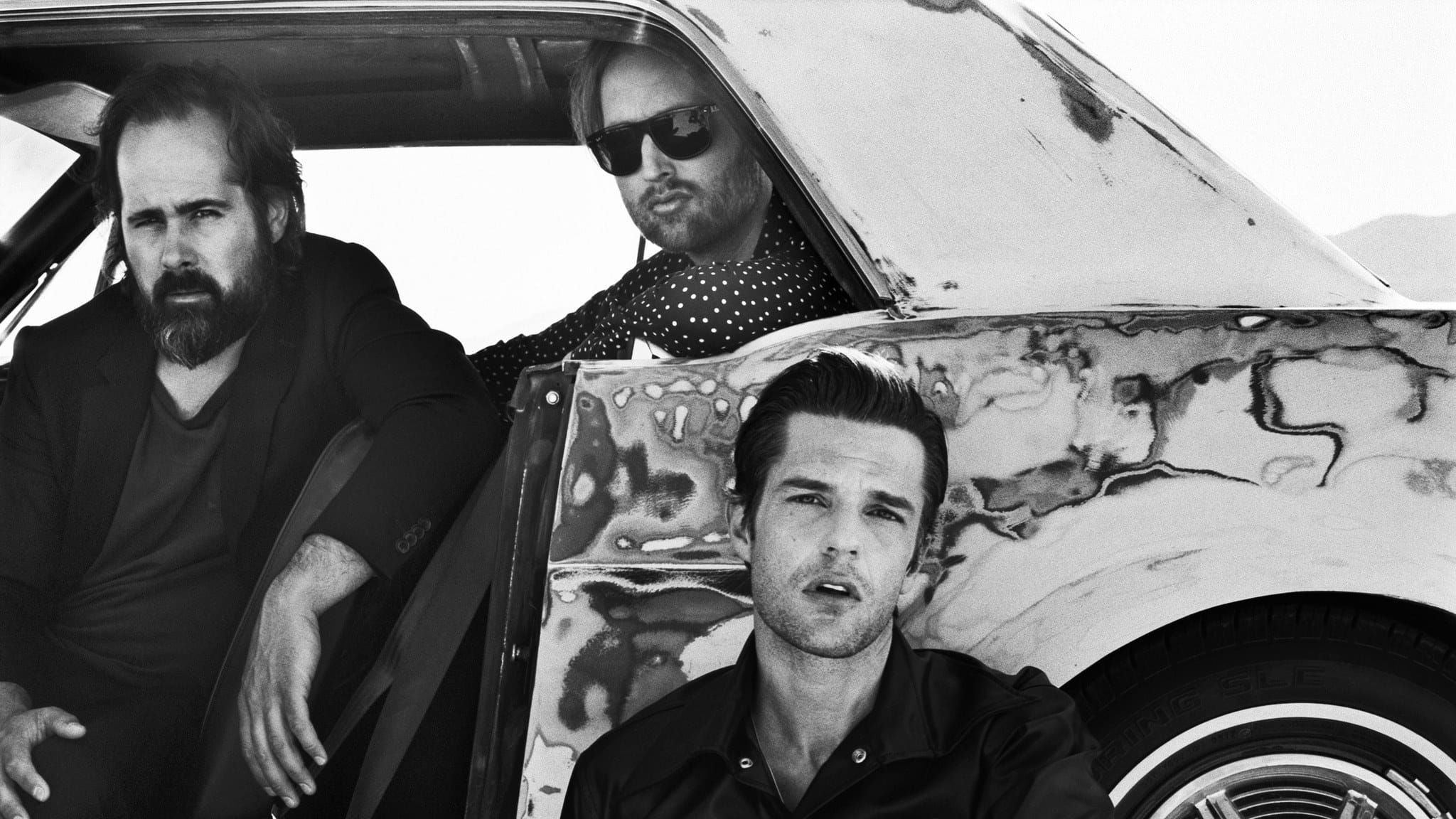 Article heading image for WATCH: The Killers Smash Out David Bowie Classic