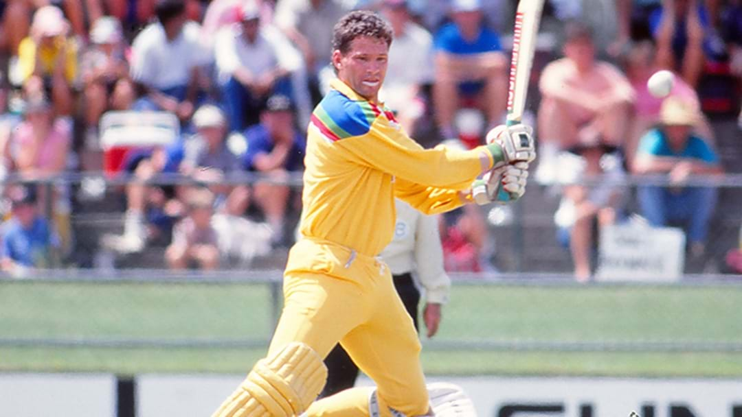 Former Test Cricketer Dean Jones Caught Near Bomb Blast While Commentating