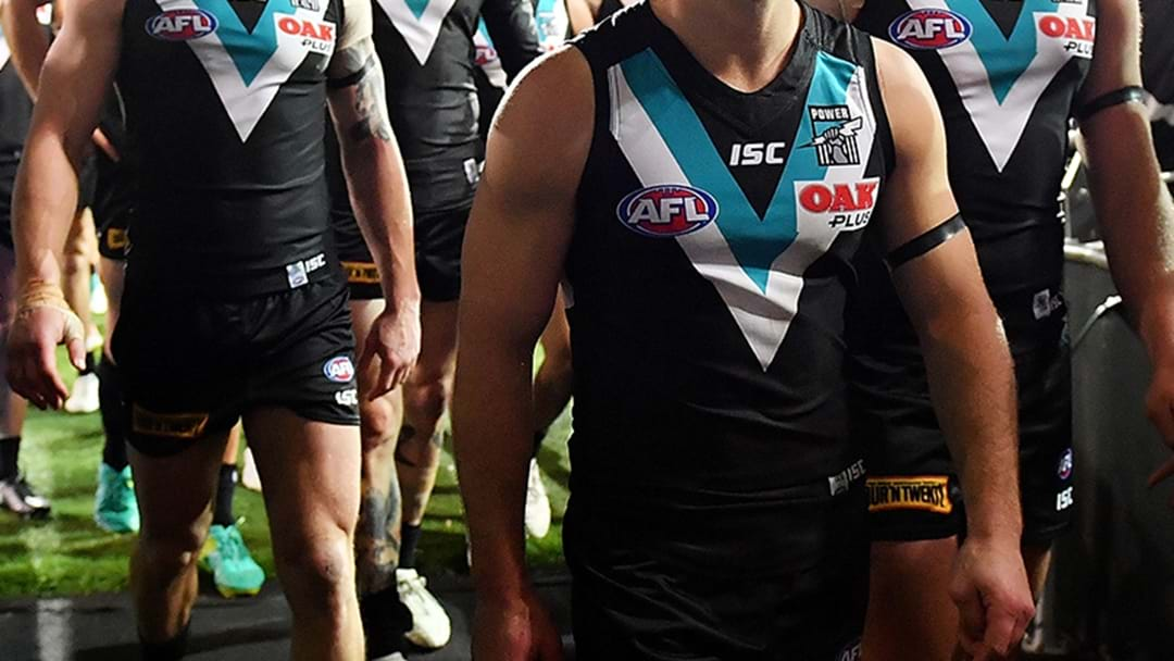 Port Adelaide Confirm Darren Burgess's Replacement