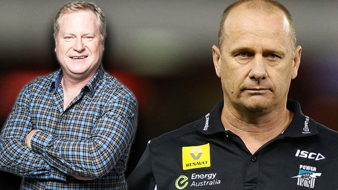 Ditts' HUGE Mail On The Coaching Future Of Ken Hinkley