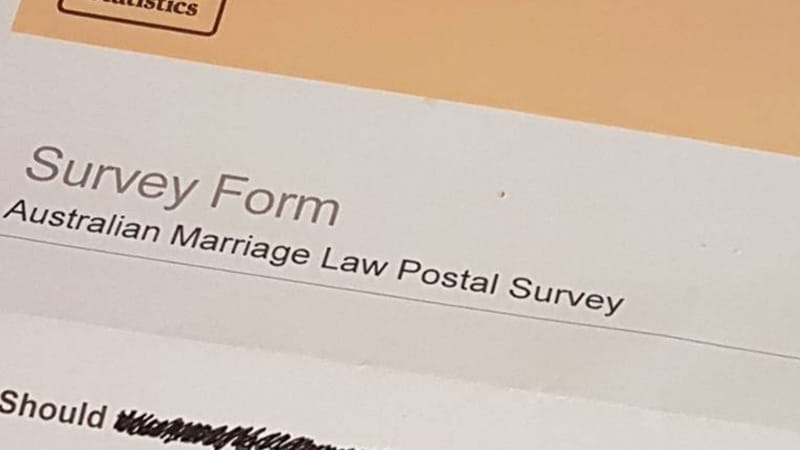 Article heading image for Weekly Same-Sex Marriage Postal Survey Estimates To Be Published