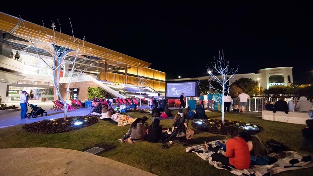 Grand Central - Outdoor Movie Screenings