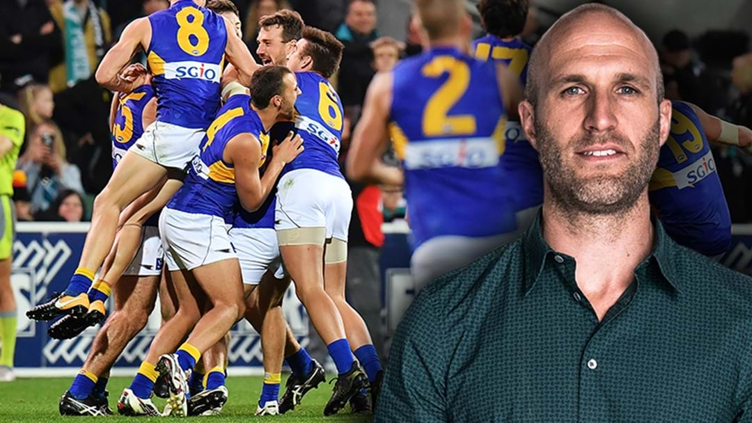 Chris Judd's Big Call On Extra Time