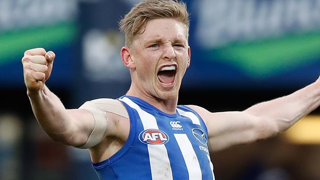 Jack Ziebell Played Through Some Ridiculous Injuries During The Season