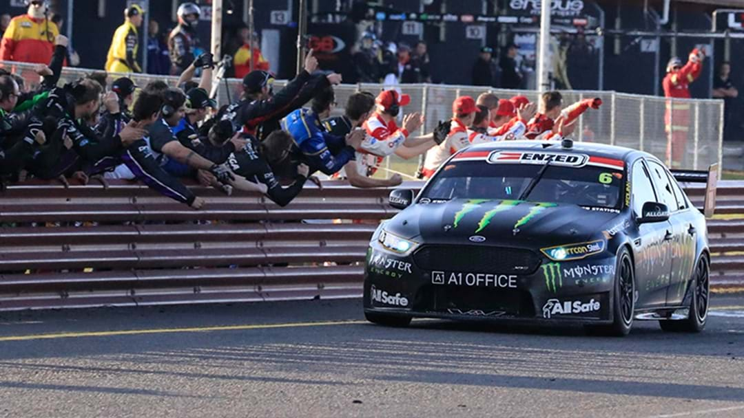 Waters And Stanaway Win Sandown 500