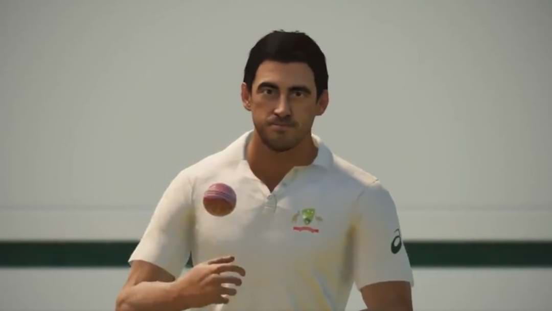 Cricket Australia Leak New Ashes Cricket Game Video