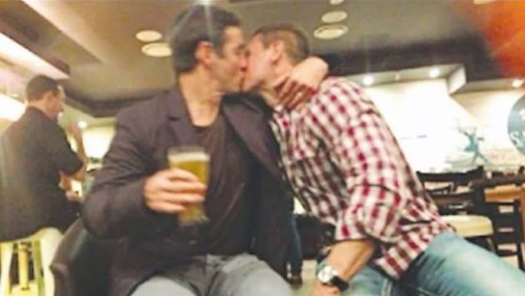 Andrew Johns Marriage Equality Post