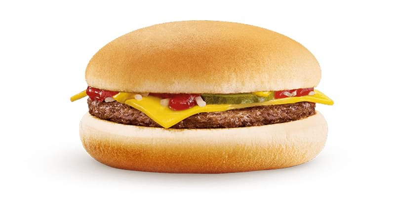You Can Get a Free Cheeseburger at McDonald's Today in Halton