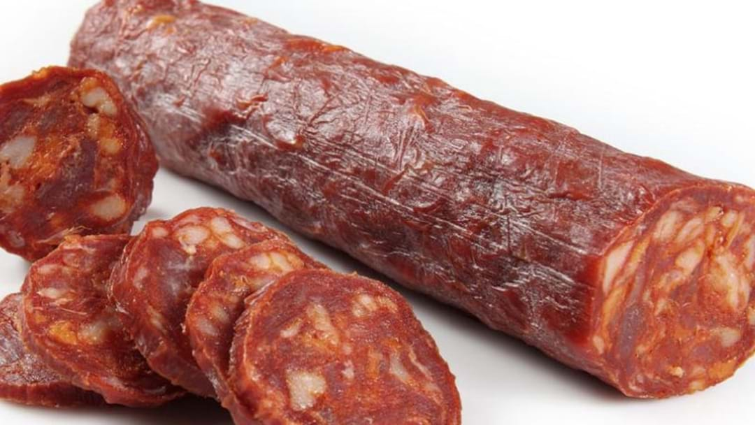 Chorizo Sausages Recalled After E.Coli Contamination