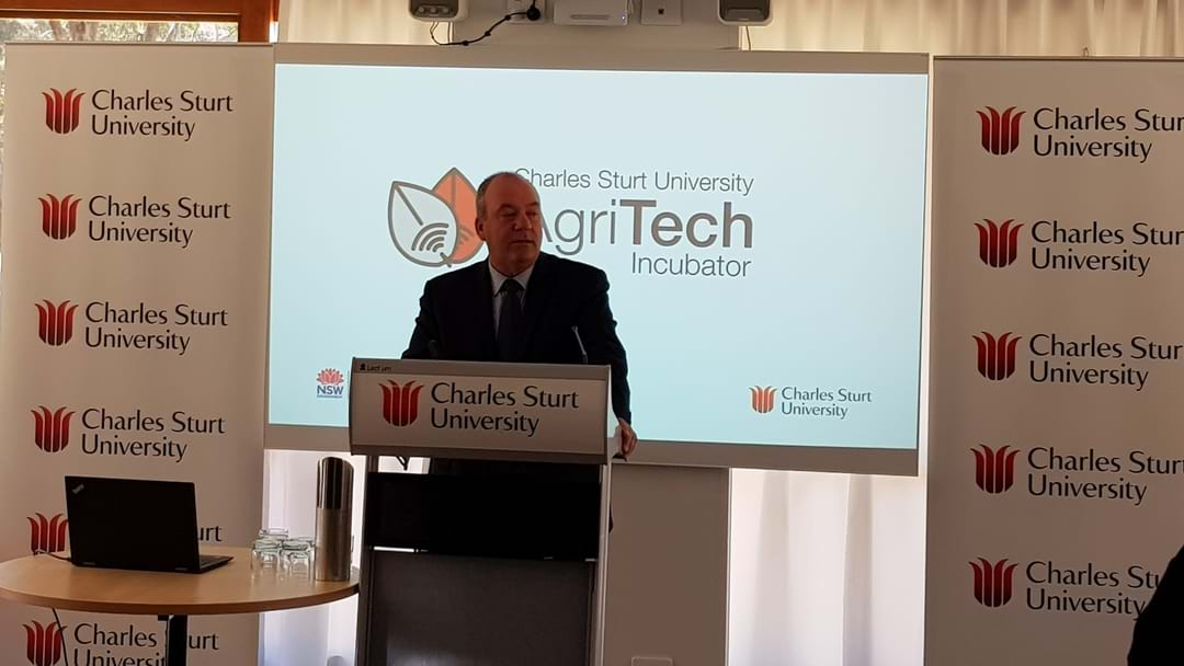 Agritech Incubator Hub Launched at CSU