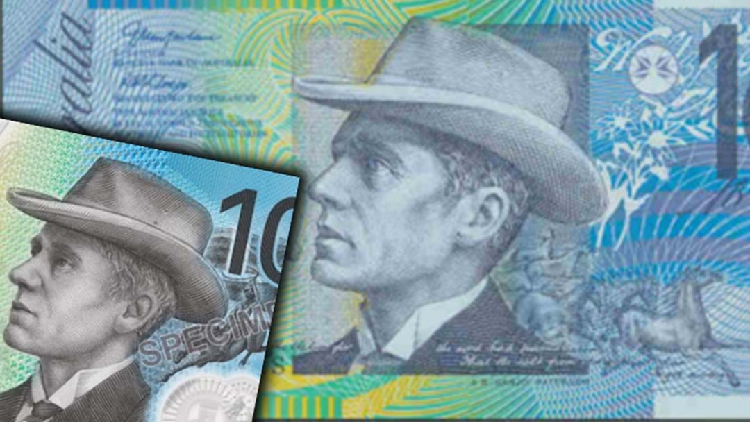 Our New Ten Dollar Note Is Released Tomorrow