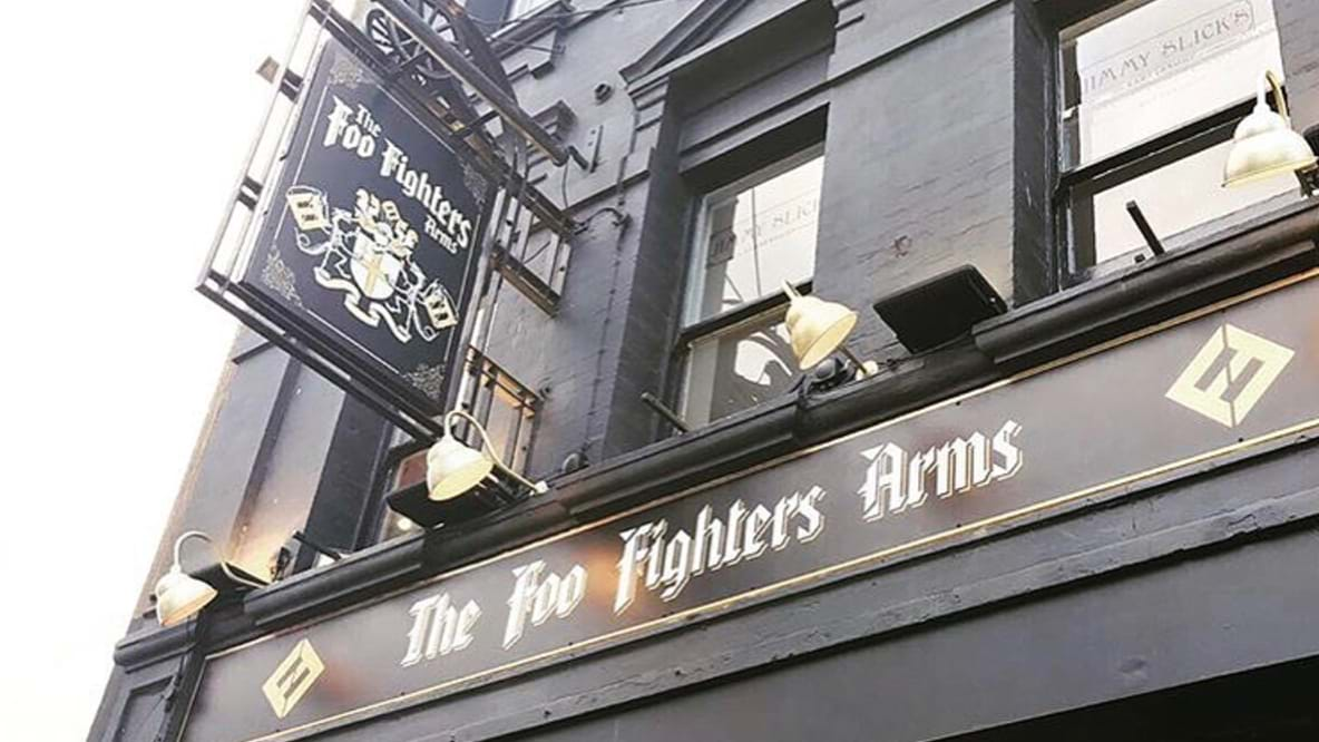 Article heading image for Foo Fighters Have Opened A Pub