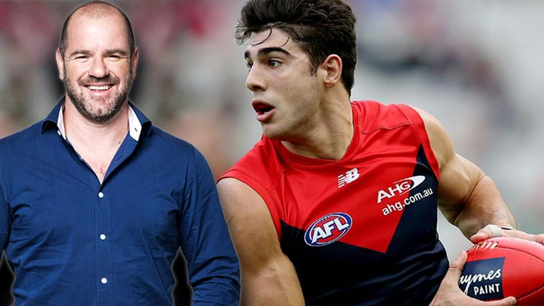 Mark Ricciuto Addresses The Christian Petracca To Adelaide Rumours