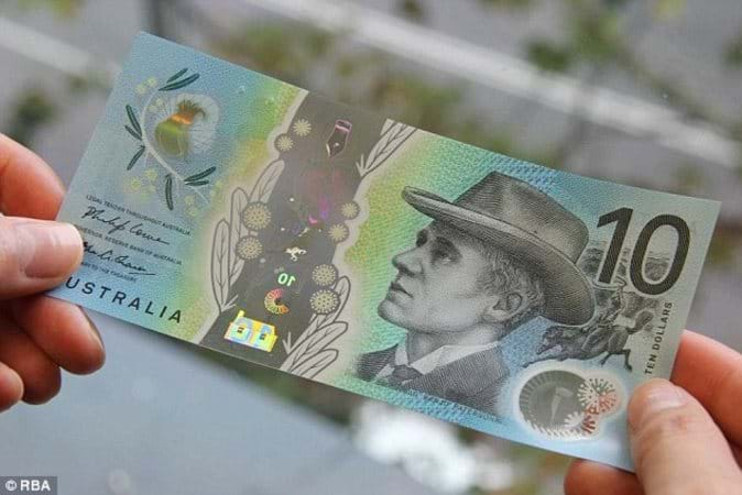 New $10 banknote enters circulation today