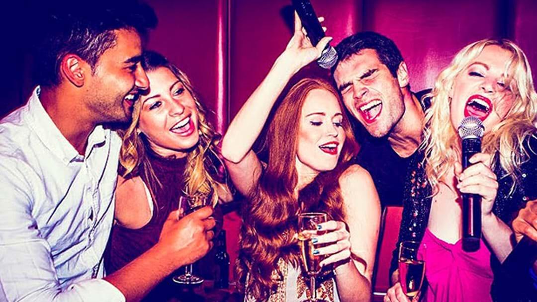 Karaoke party happening this Friday night in Mermaid