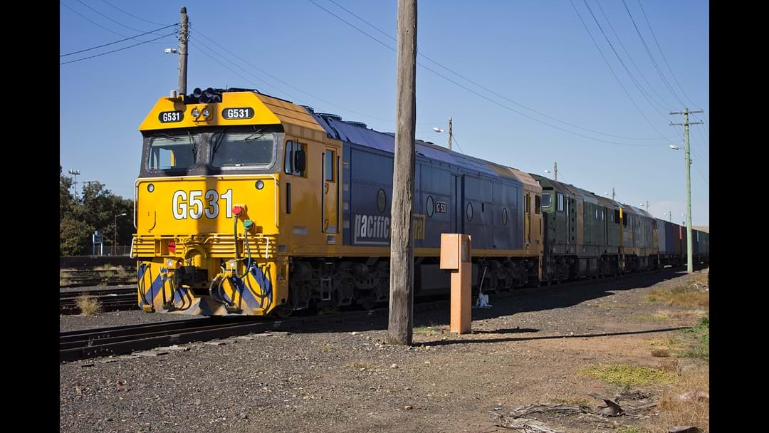Inland Rail Link One Step Closer