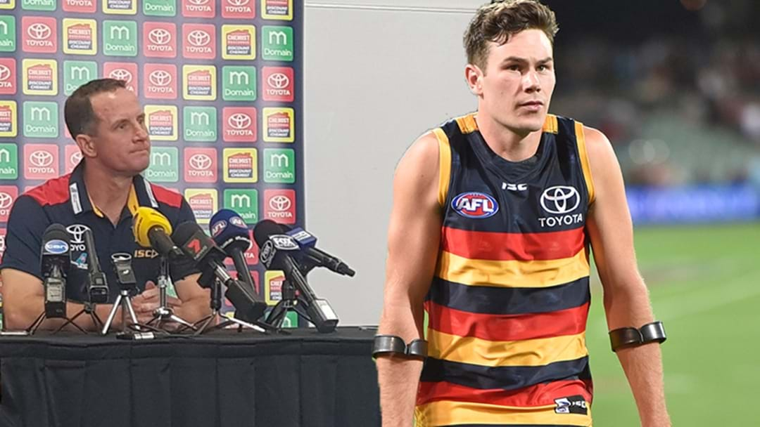 Don Pyke Confirms Mitch McGovern's Fate