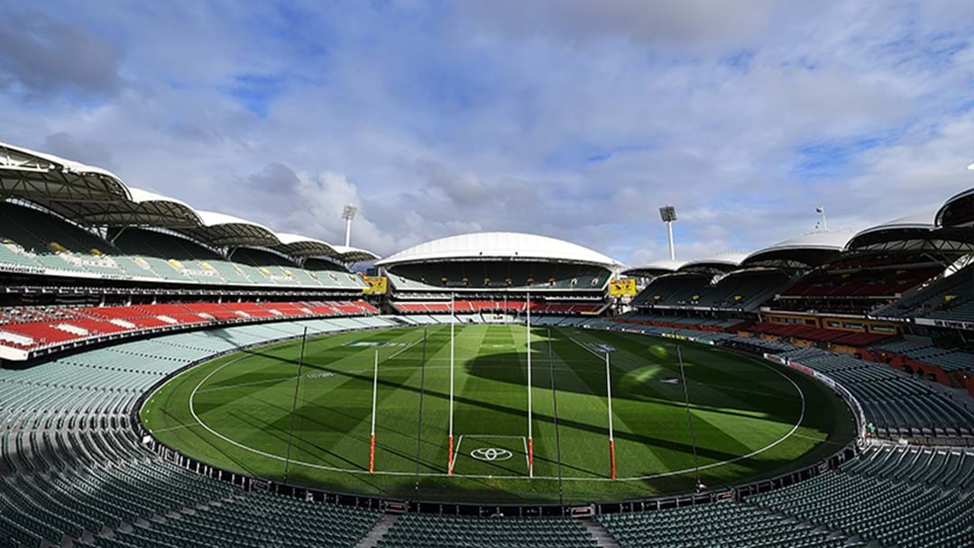 Adelaide/Geelong Preliminary Final Officially Sold Out