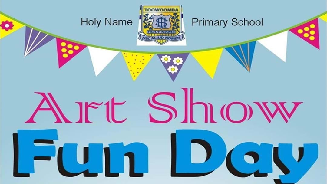 Holy Name Primary School Art Show Fun Day