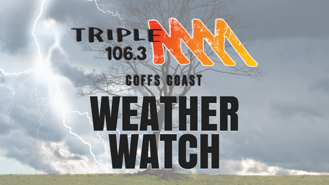 Severe Weather Warning for Coffs Coast