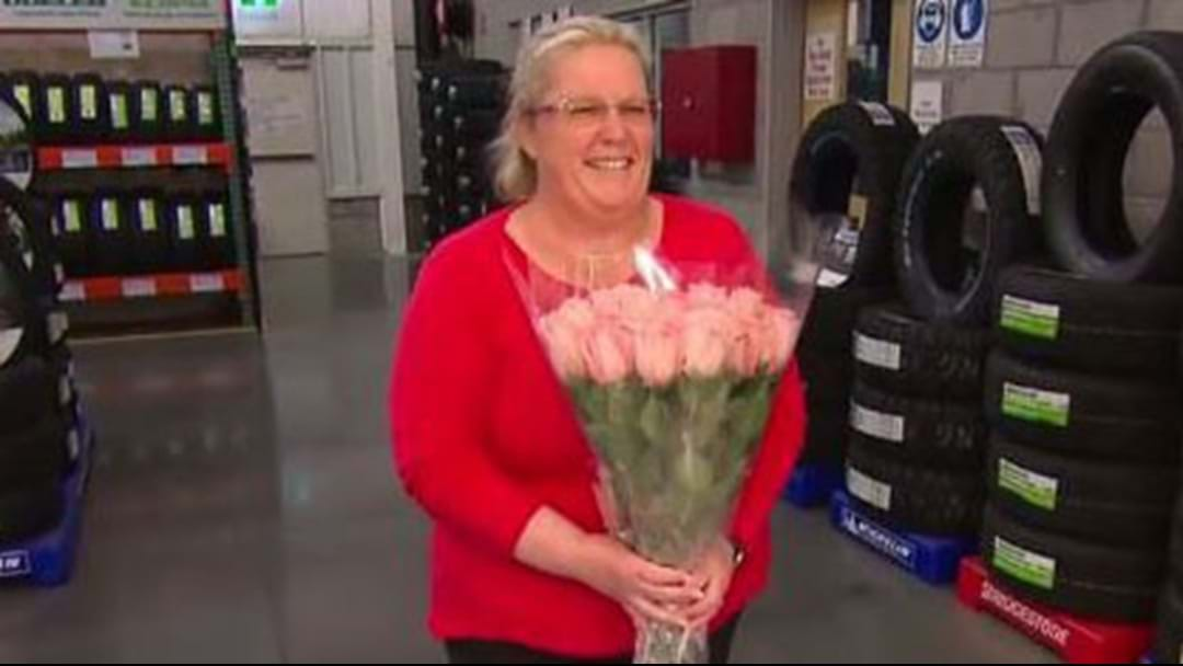 A Sydney Couple Are Getting Married... At Costco