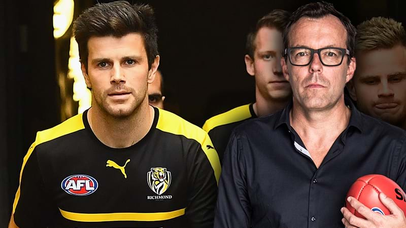 Cotchin clear: Tigers skipper can play in Grand Final
