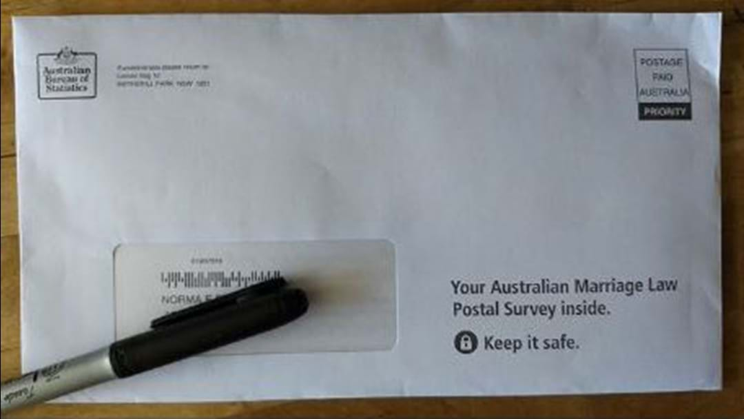 Same-Sex Marriage Postal Surveys Have Been Sent To Dead People