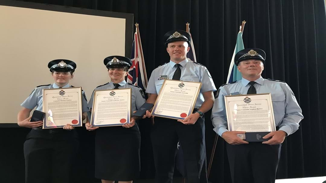 Toowoomba Honours and Awards Presented for Outstanding Bravery Commitment and Service