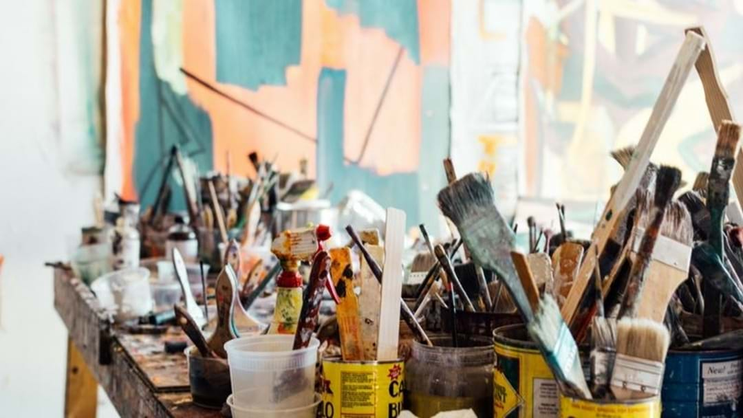 Want to paint and drink at the same time this Saturday?
