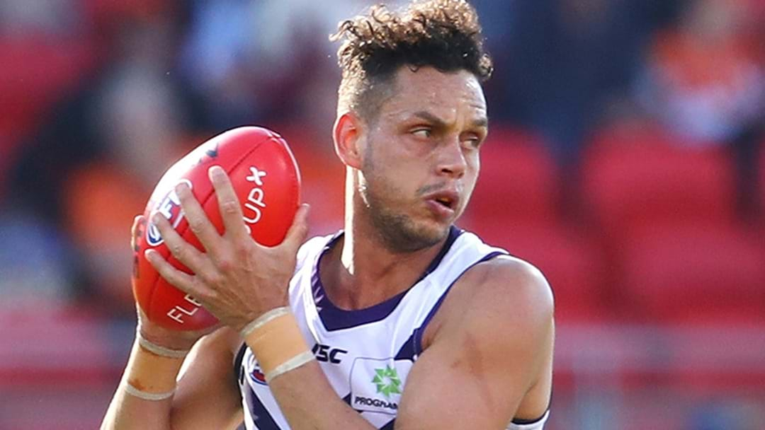 Johnson Re-Signs With Freo