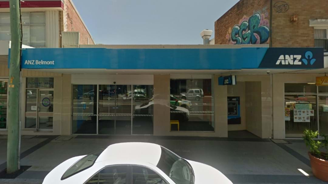 ANZ Closing Its Belmont Branch