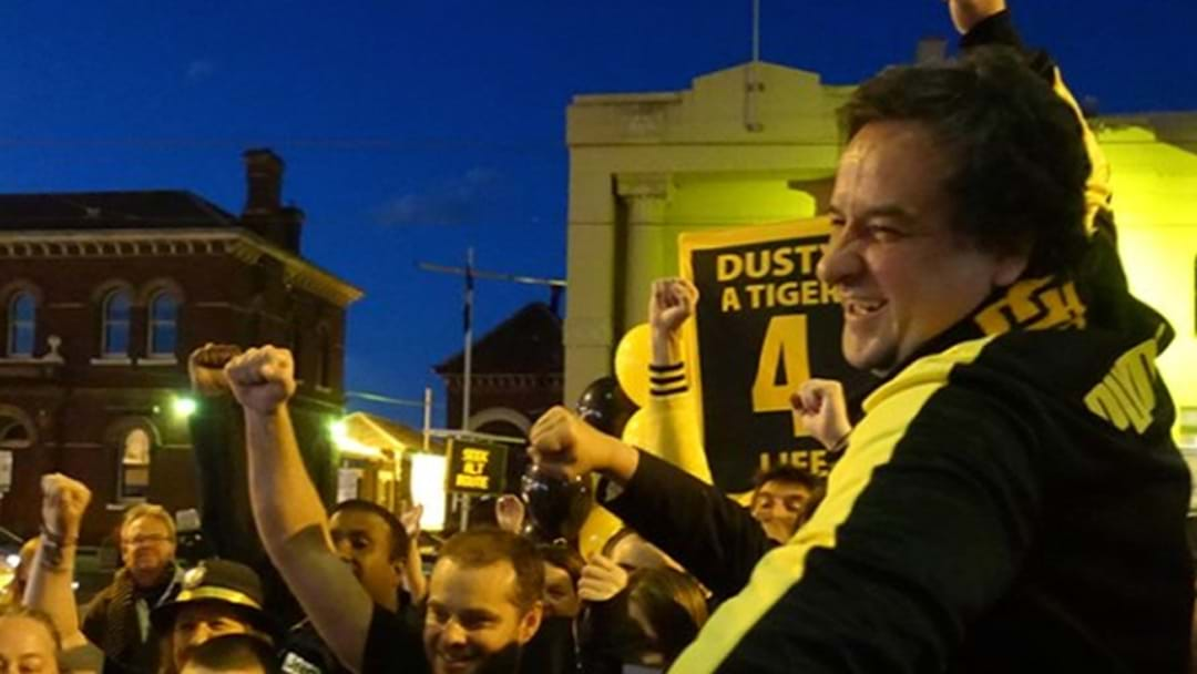 Mick Molloy Gets His Own Richmond Mural