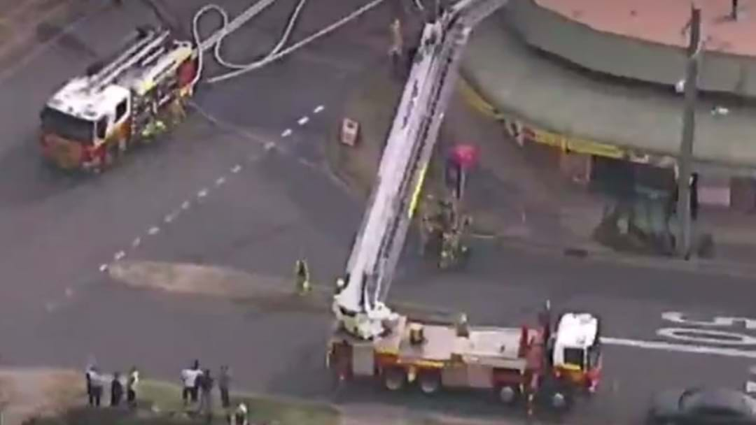 Fire In Western Sydney Restaurant Sees Diners Evacuated