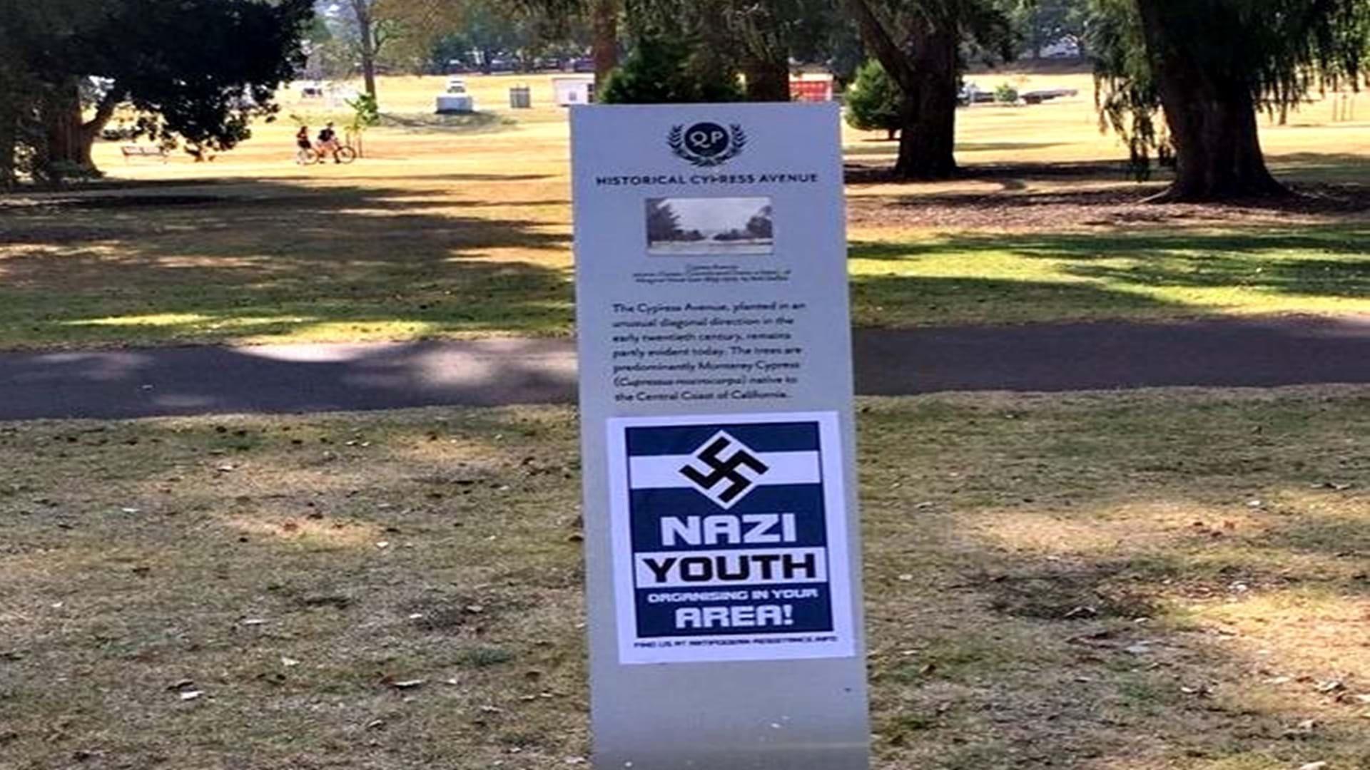 Article heading image for Neo-Nazi Group Targets Toowoomba