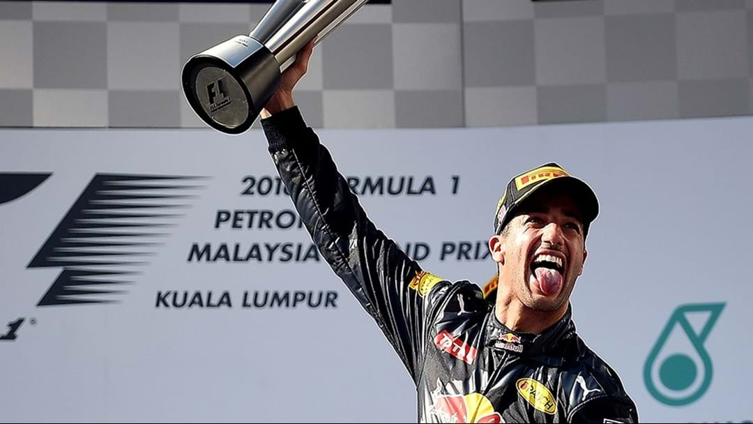 Daniel Ricciardo Previews The Malaysian Grand Prix