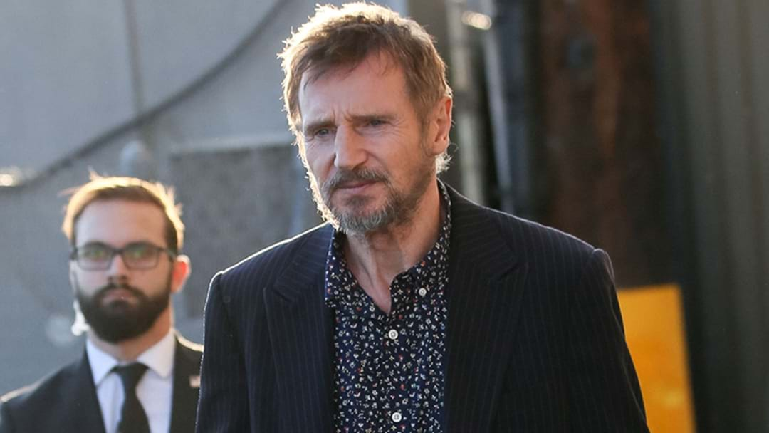 Liam Neeson Announces His 'Unretirement'