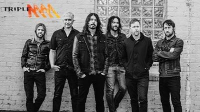 Win Tickets To Foo Fighters In Sydney
