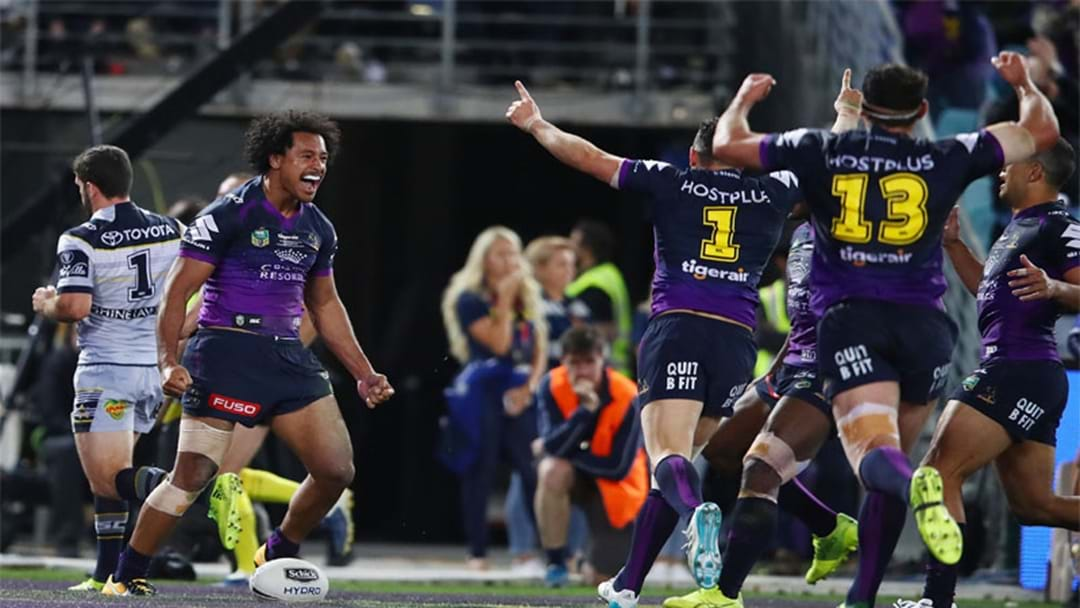 Melbourne Storm Duo Set To Re-Sign With The Club