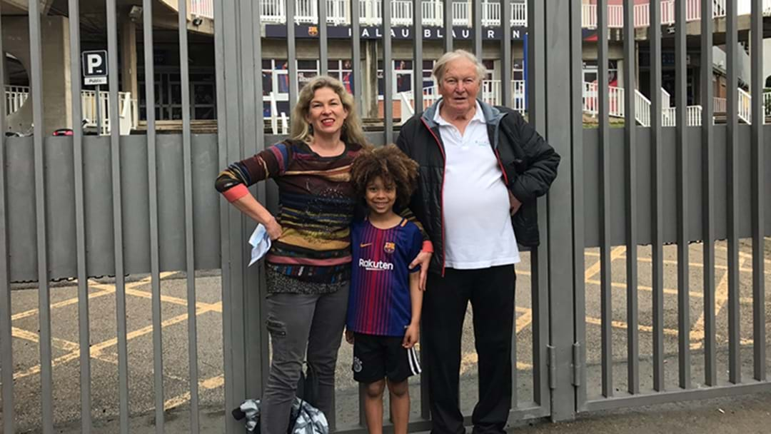 A Melbourne Family Who Traveled All The Way To Barcelona Has Absolute Nightmare