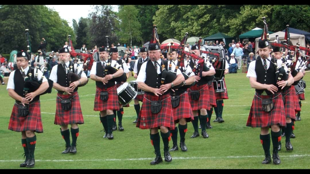 Clans To Gather In Collie