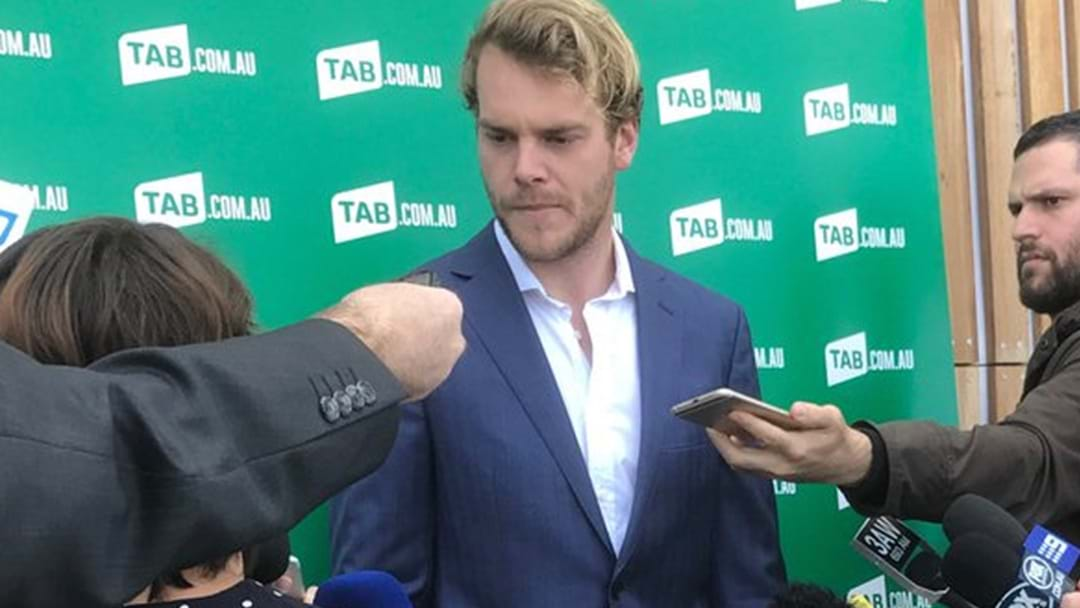 Jack Watts Opens Up At Press Conference