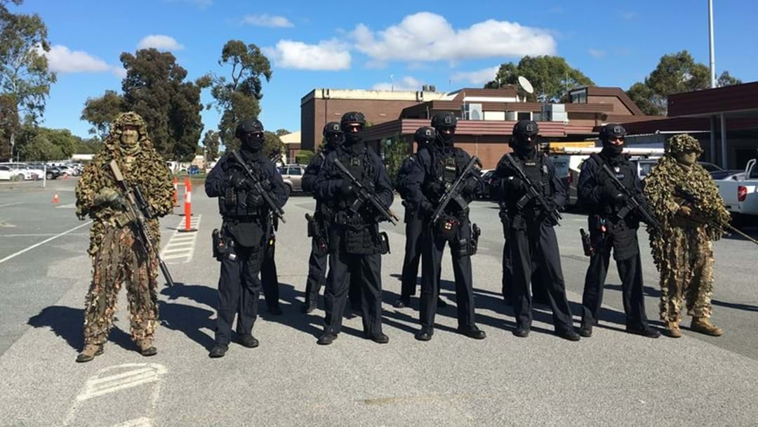 New Powers For WA Police In Terror Events