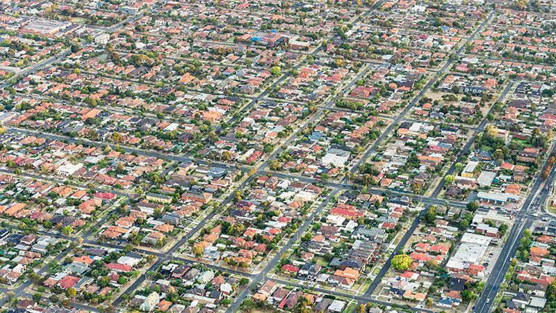 Suburbs near perth