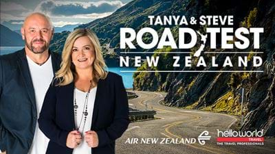 Tanya and Steve Road Test New Zealand