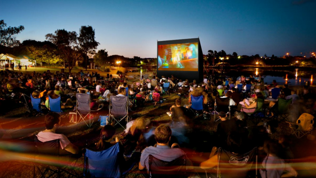 Movies Under the Stars is coming to Pacific Pines this weekend