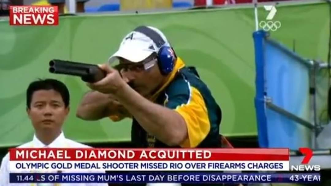 Michael Diamond's Firearms Convictions Quashed