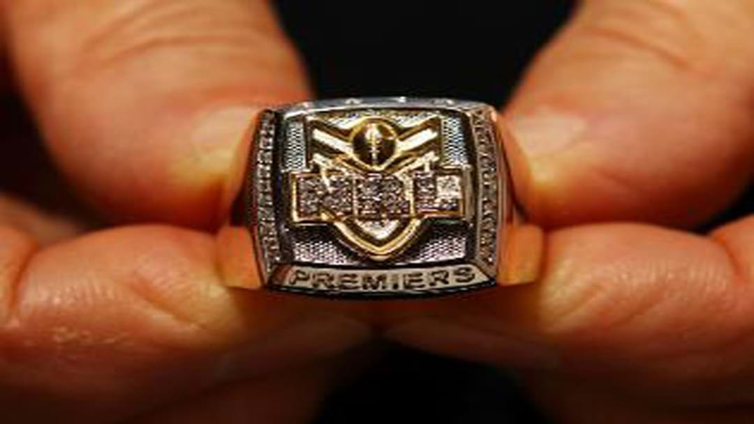 NRL Premiership Rings Stolen in Melbourne