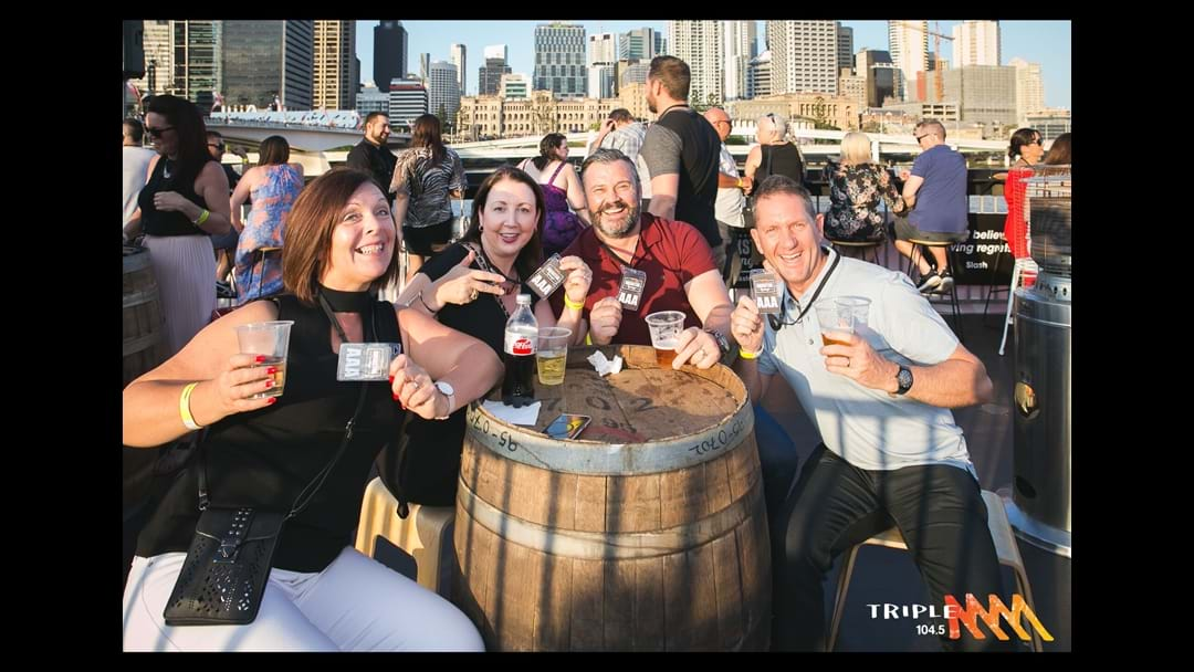 The Best Of Triple M's Rockstar Lounge At Sunsuper Riverfire 2017
