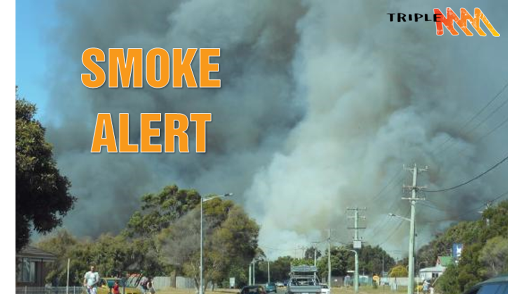Smoke Alert for Nannup to Augusta