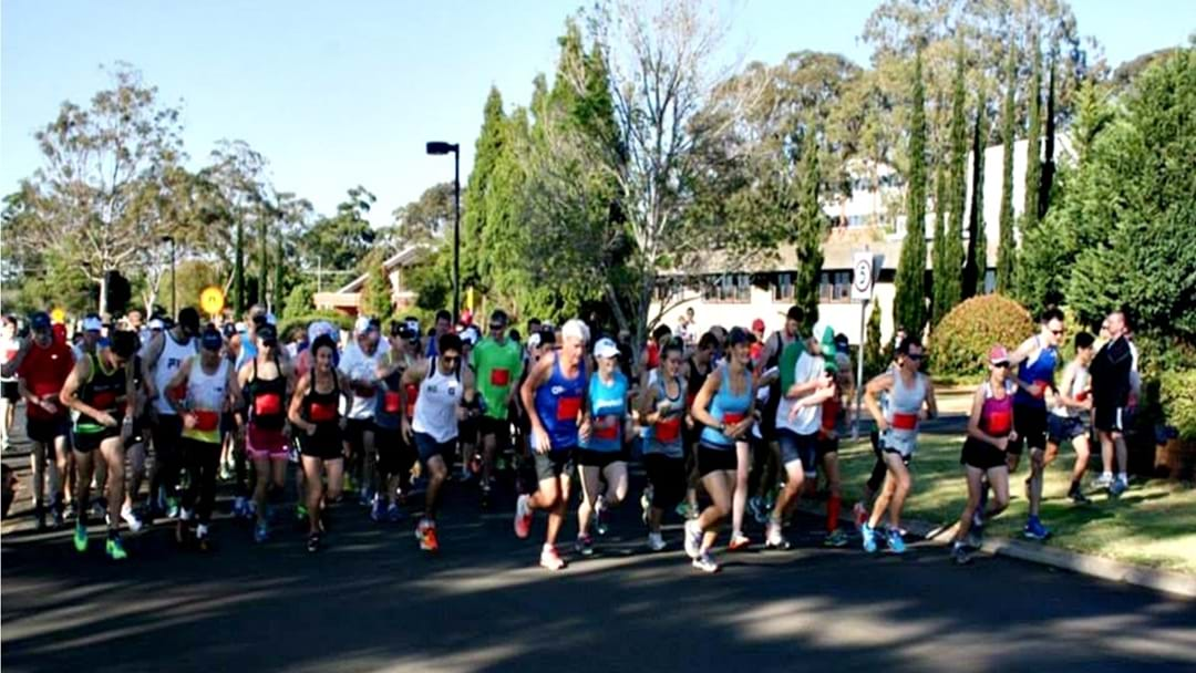 Police to Pound the Pavement This Sunday - Running for Their Mate
